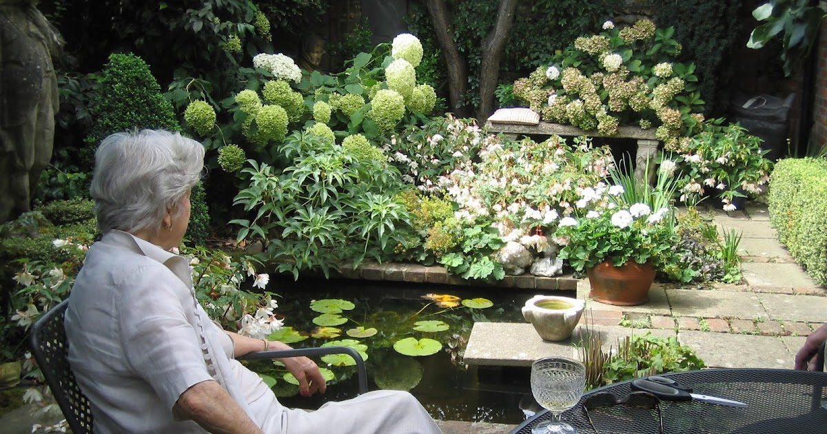 John brookes raves rants gardener or garden designer - Garden design john brookes ...