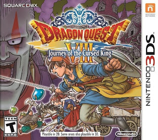 Download Dragon Quest VIII Journey of the Cursed King 3DS ROM Cia