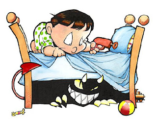 cauchemar enfants