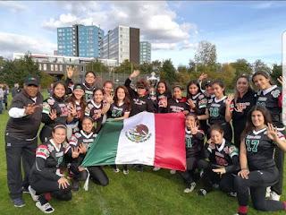 FLAG FOOTBALL - Pink Bowl 2018: Mass Flag debuta llevándose el torneo Open mientras que México femenino logra el pentacampeonato