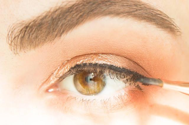 Повседневный макияж бюджетной косметикой: шаг 6