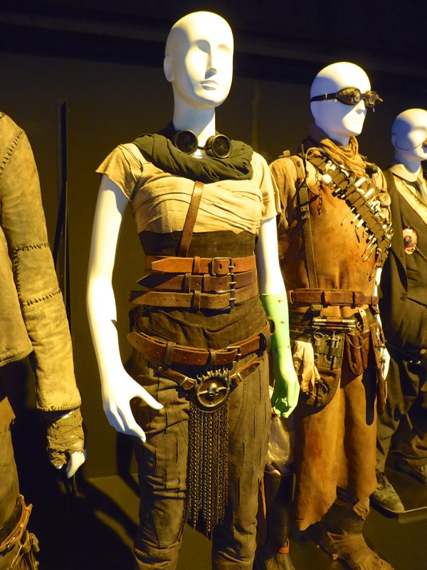 Imperator Furiosa costume Mad Max Fury Road