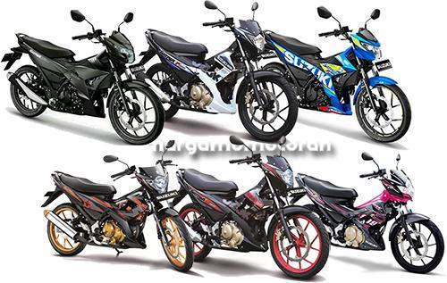 Gambar Motor Suzuki Satria Fu