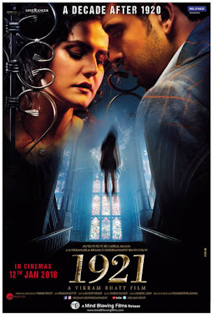 Poster Of Bollywood Movie 1921 2018 300MB Pdvd Full Hindi Movie