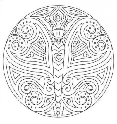 Mandala - Best Coloring Pages | Minister Coloring