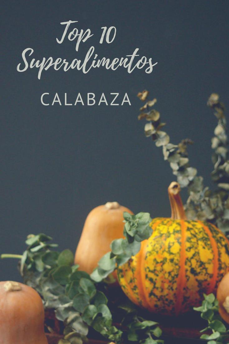 Top 10 Superalimentos: La Calabaza - Receta de Muffins de Calabaza con Streusel