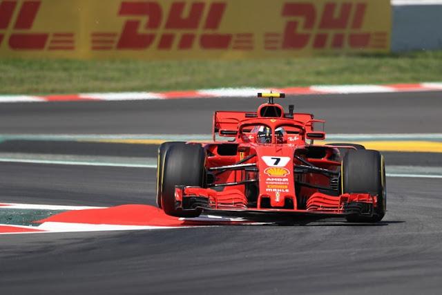F1 Spanish Grand Prix