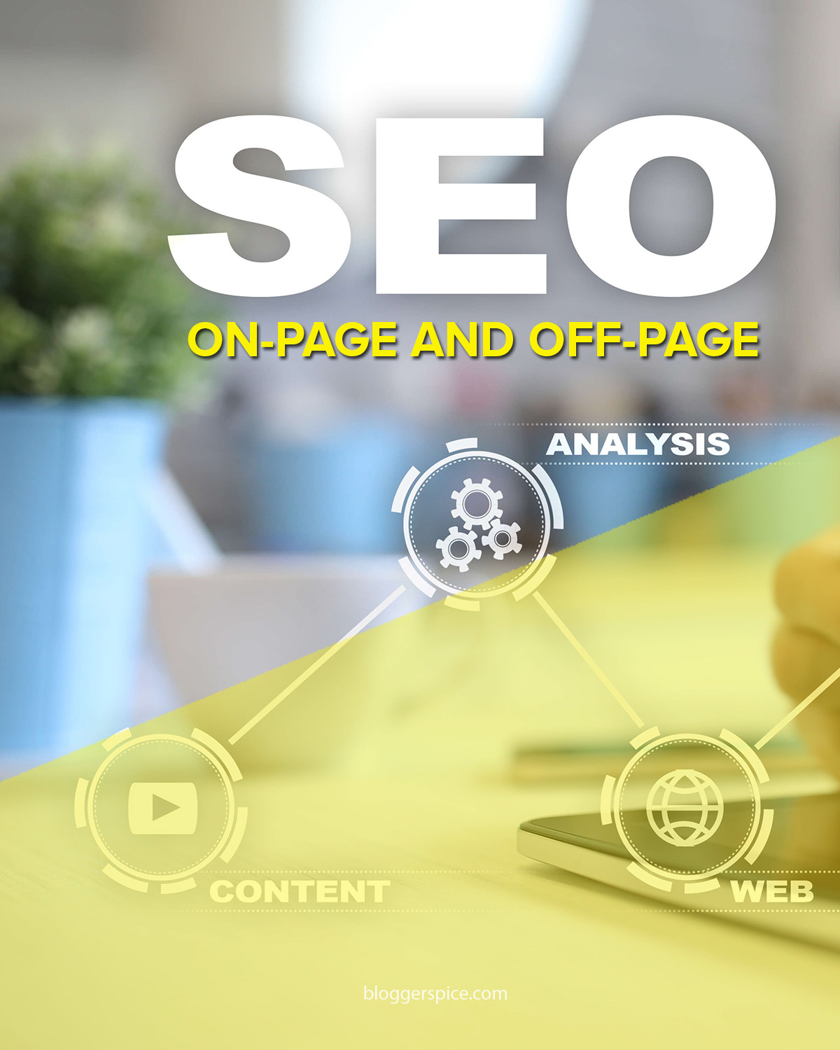 The Most effective SEO - On-Page and Off-Page optimization