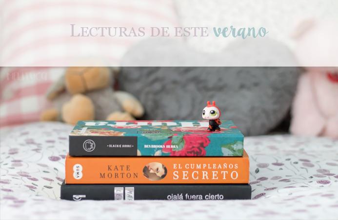 lecturas verano libros