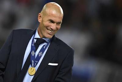 Treinador do Real Madrid