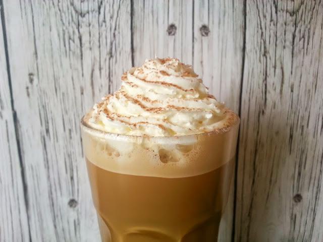 Café Frappé  (Frappuccino tipo Starbucks).