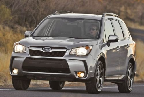 2015 Subaru Forester Release Date & Reviews