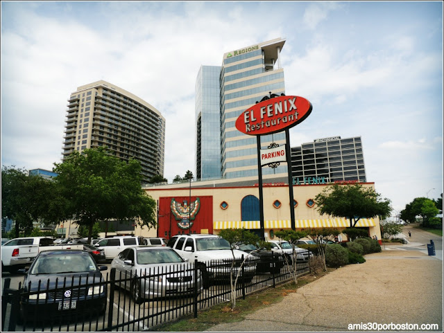 Restaurante El Fenix en Dallas