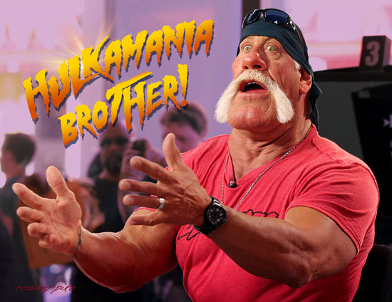 Hulk Hogan - Hulkamania Brother