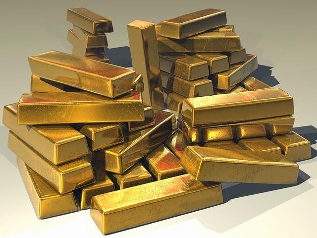 Gairah Investasi Emas Turun