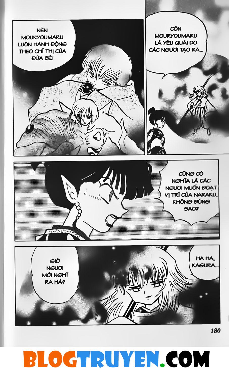 Inuyasha vol 37.10 trang 13