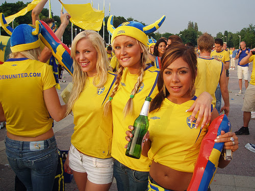 swedia-cantik