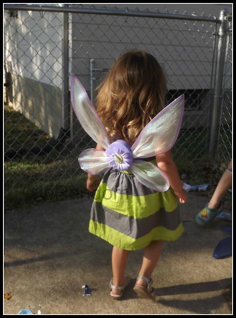Light Up Fairy Wings