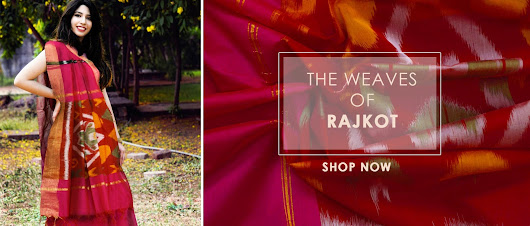 BEAUTIFUL COLLECTION RAJKOT SAREES FROM UNNATI SILKS