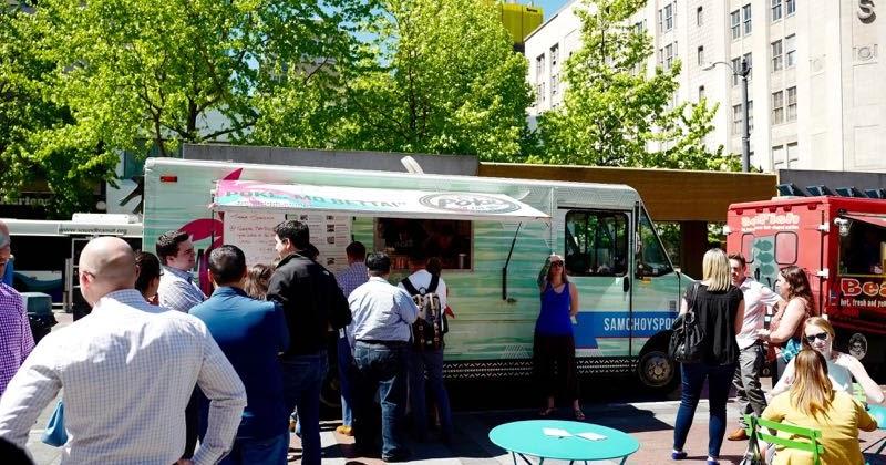 Sam Choy Food Truck