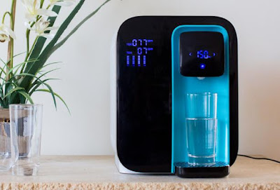 WaterO smart countertop reverse osmosis system