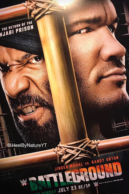مشاهدة و تحميل العرض المنتظر WWE Battleground 2017 - مترجم