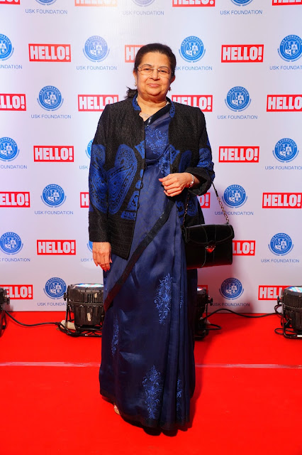 Rajashree Birla felicitated with Lifetime Achievement Award at URJA Awards in association with Hello!