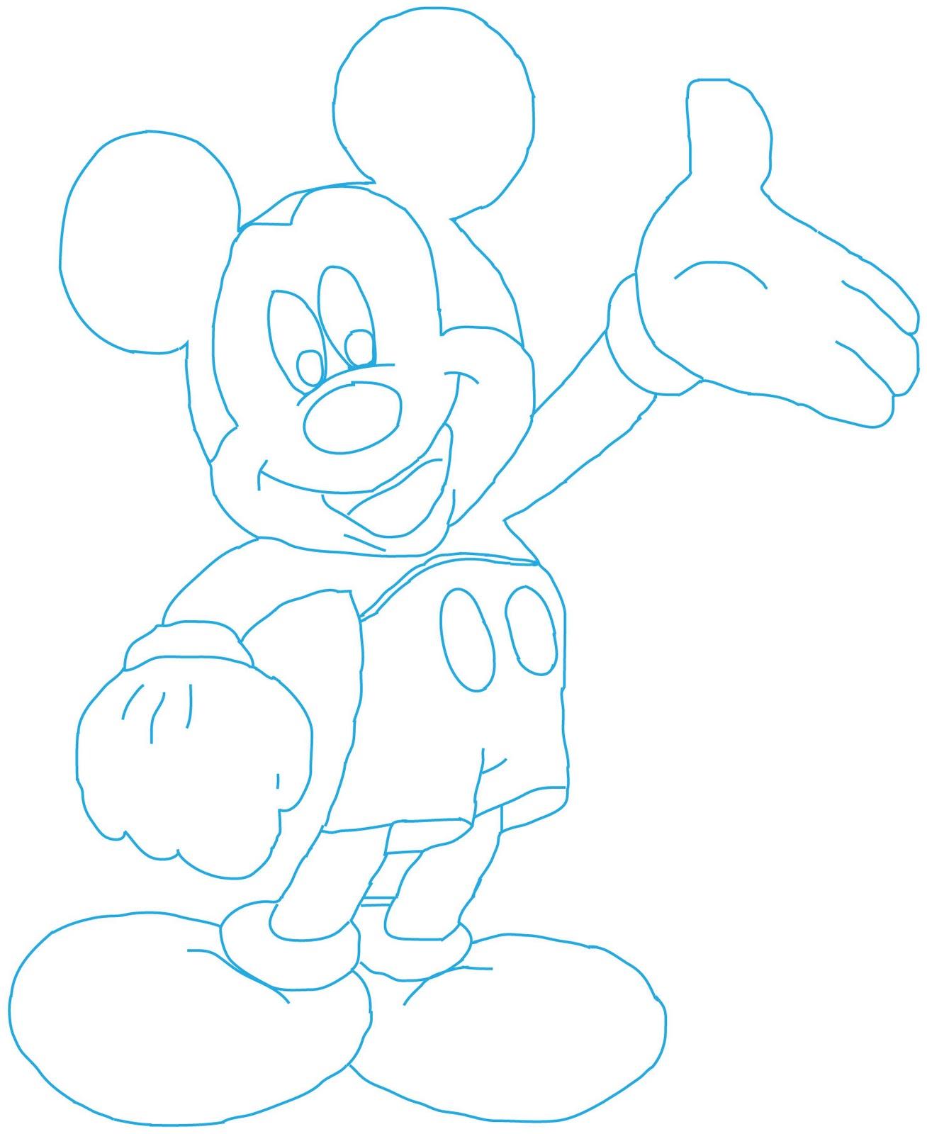 Chris Fernandez Trace Of Mickey Mouse Final