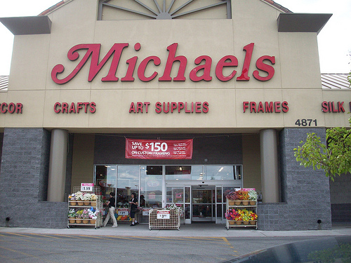 arts and craft store michael s passport to free crafts the family 3365