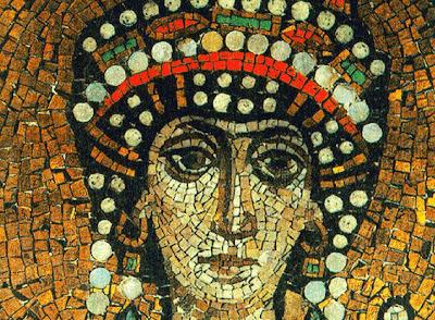 Blog de ana cob arte paleocristiano y bizantino for El mural de mosaicos