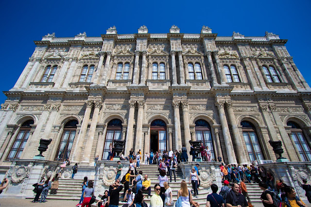 Palazzo Dolmabahce-Istanbul