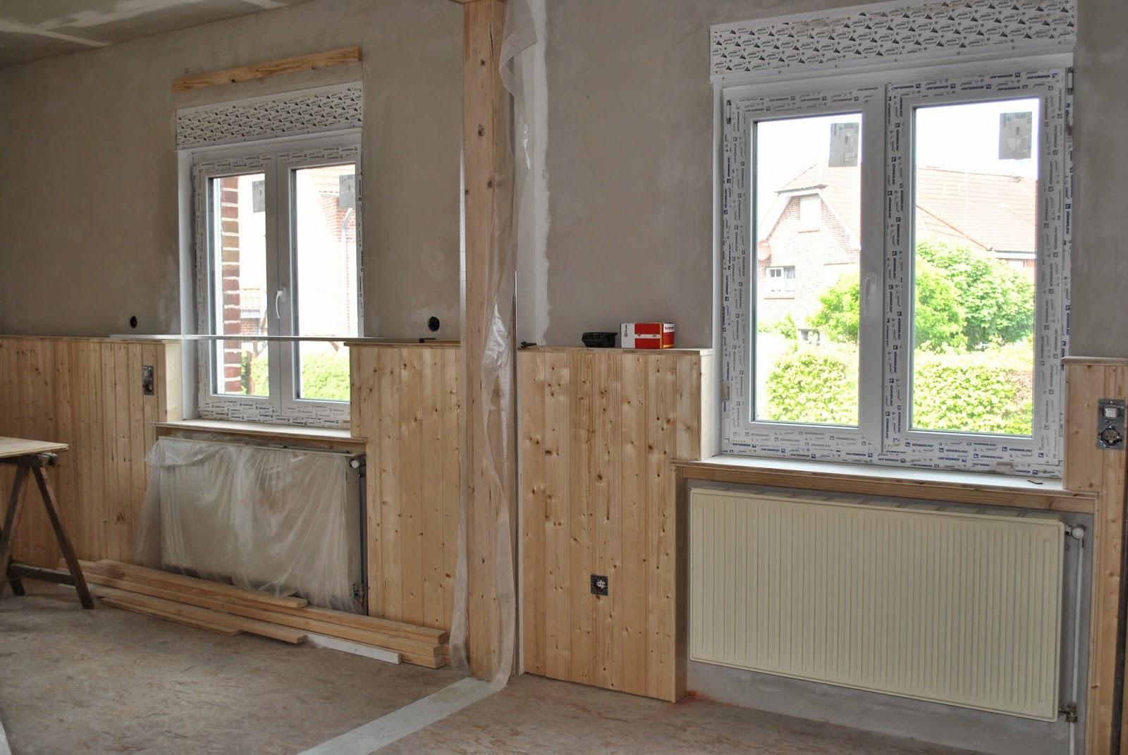 emejing wand mit holz verkleiden contemporary. Black Bedroom Furniture Sets. Home Design Ideas