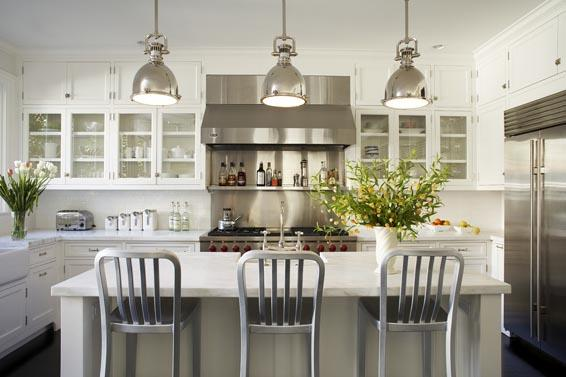 Willow Bee Inspired: Rethinking the Look of Things No. 5 - Industrial Look Kitchen Image