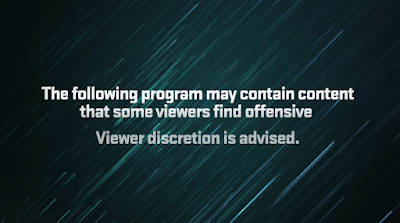 The Game Awards 2016 content warning offensive viewer discretion is advised