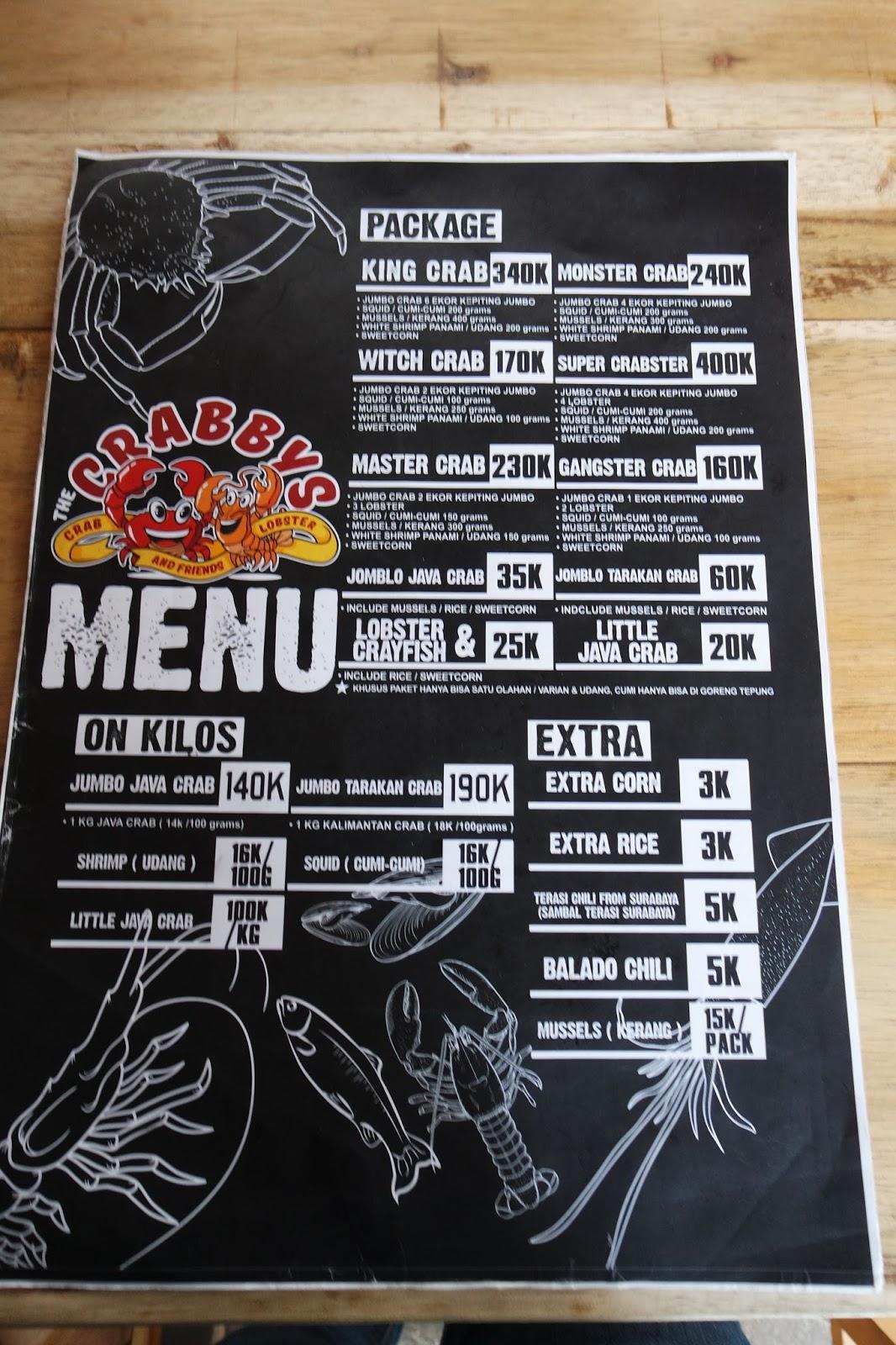 The Crabbys Kepiting Jogja Meira Oka