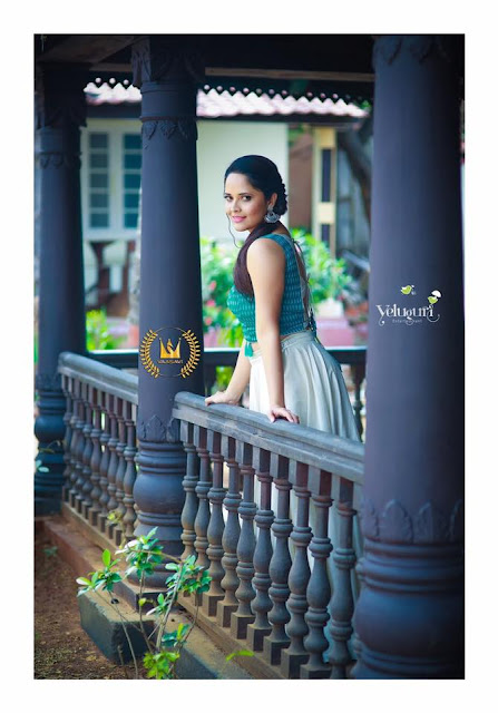 Anchor Anasuya Latest Photoshoot for Jabardasth TV Show