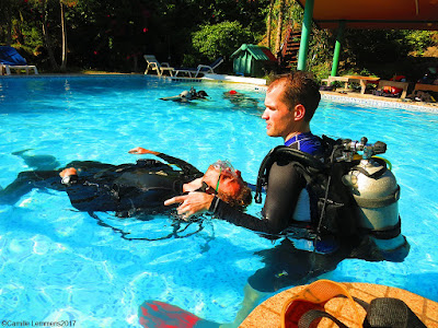 Testimonial by Staffan Eriksson of the February 2017 PADI IDC on Phuket, Thailand