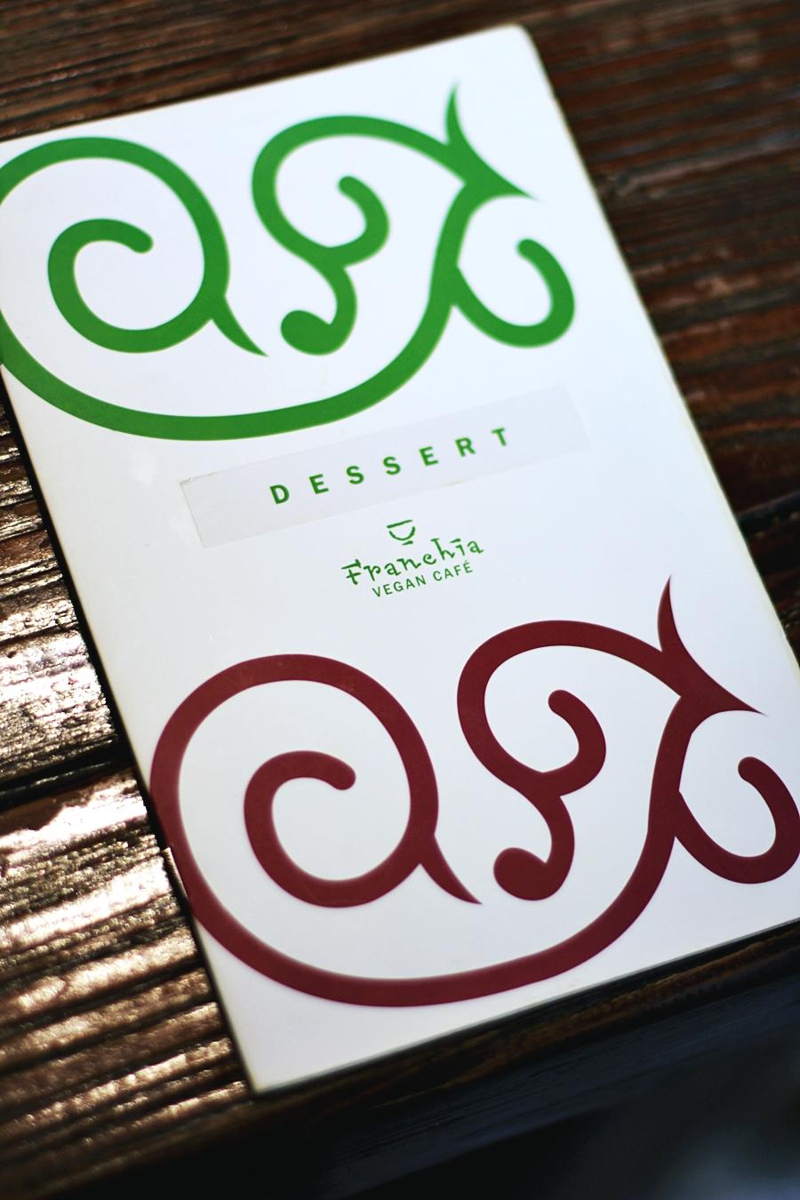 dessert franchia