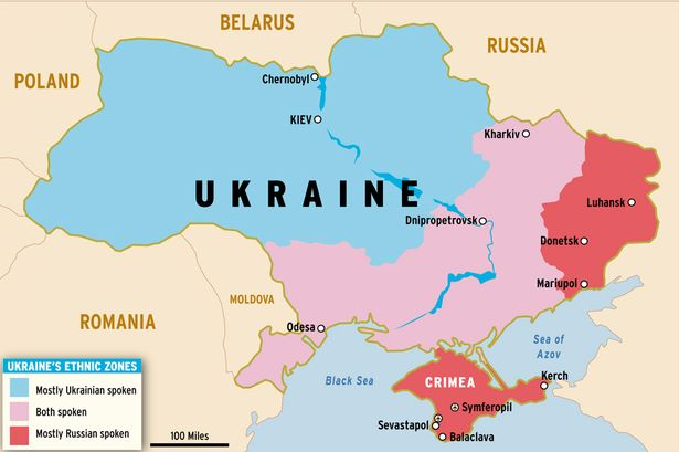Organizing Notes US pushing Ukraine back to war in Donbass