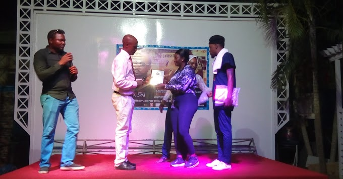 """""""YMK Records"""" Bags Merit Award For """"Most Supportive Record Label in Kaduna"""