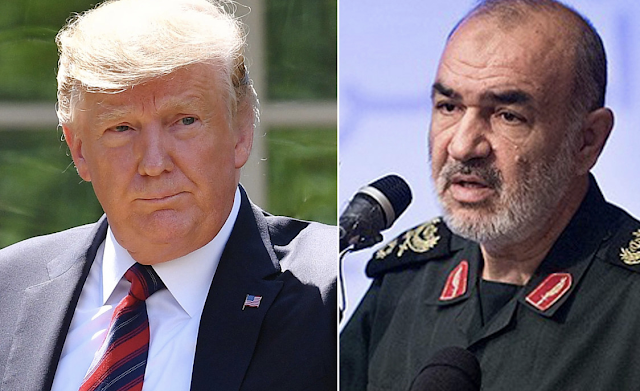 Iranian official taunts Trump with 9/11 jab as tensions rise