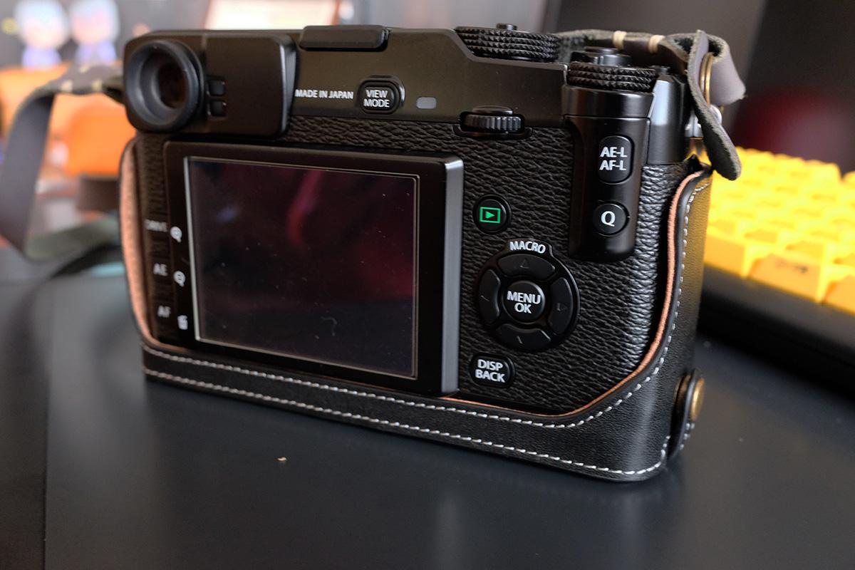 TP Originalのカメラケース X-Pro1