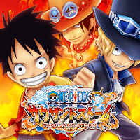 ONE PIECE: THOUSAND STORM (Japanese) - VER. 1.11.2 (サウザンドストーム) (God Mode - 1 Hit Kill) MOD APK