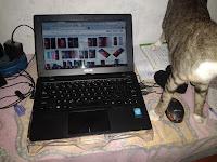 Ngeblog Semakin Lancar dengan ASUS Vivobook X200CA KX186D