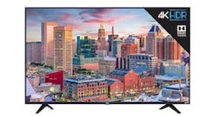 Hisense Roku 4K TV