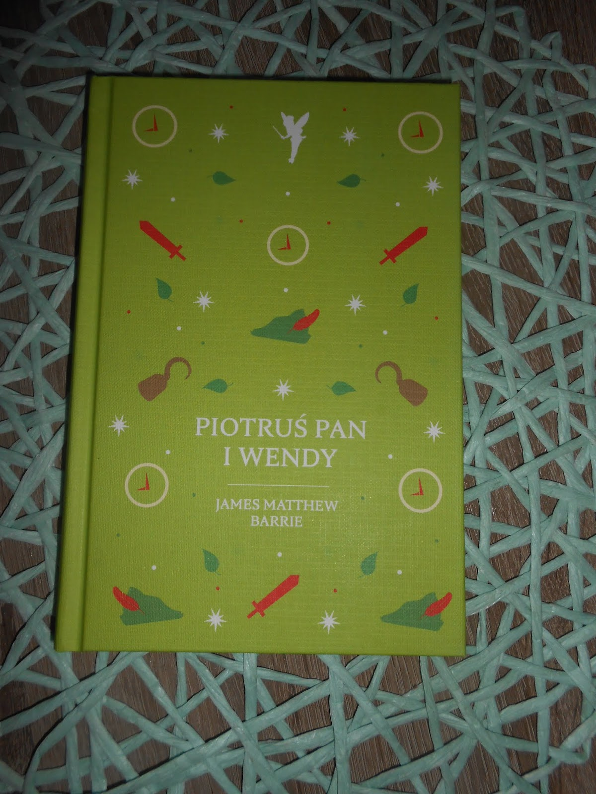 Wydawnictwo Wilga- Piotruś Pan i Wendy
