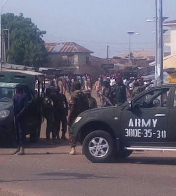 17 injured as angry youths attack Shi'ite group in Kano State (photos)