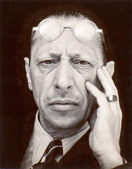 Edward Weston 1886-1958 Igor Stravinsky 1935 Photograph, gelatin silver print on paper 117 x 92 mm The Sir Elton John Photography Collection © 1981 Center for Creative Photography, Arizona Board of Regents