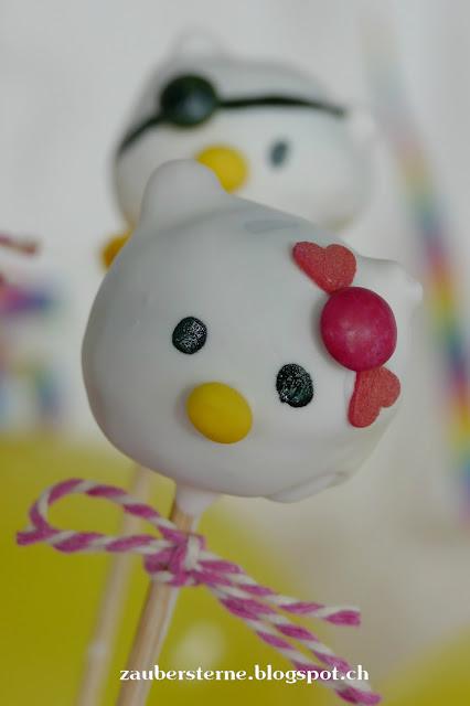 Hello Kitty Pirat, Familienblog Schweiz, Blog Schweiz