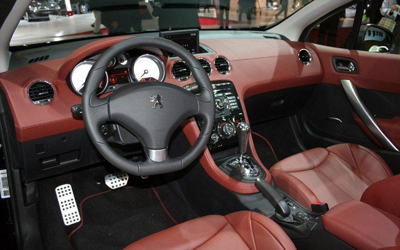 Car Design Forit Cool: peugeot rc hybrid